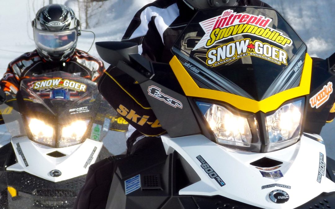 First Aid Realities on Snowmobile Tours