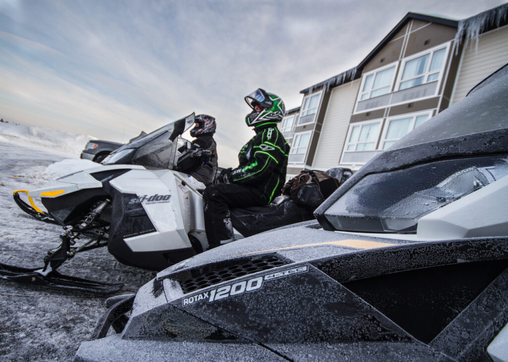 Ontario Accommodations For Snowmobile Tours & Snowmobile Vacations