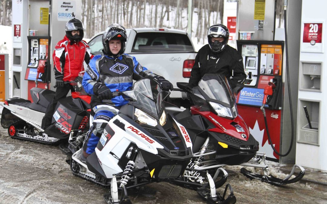 Snowmobile Pavement Riding Tips & Techniques