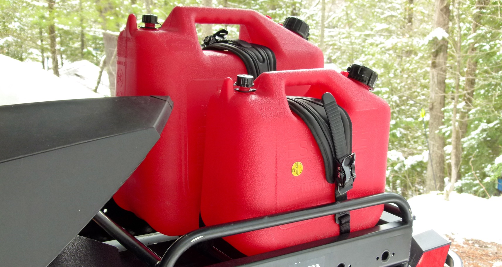 Snowmobile Fuel Carriers Best Product Review