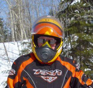 choosing snowmobiling glasses