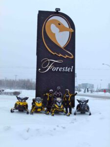Hotel Le Forestel