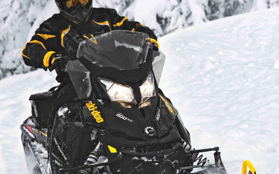 Ski Doo Renegade Adrenaline Product Review