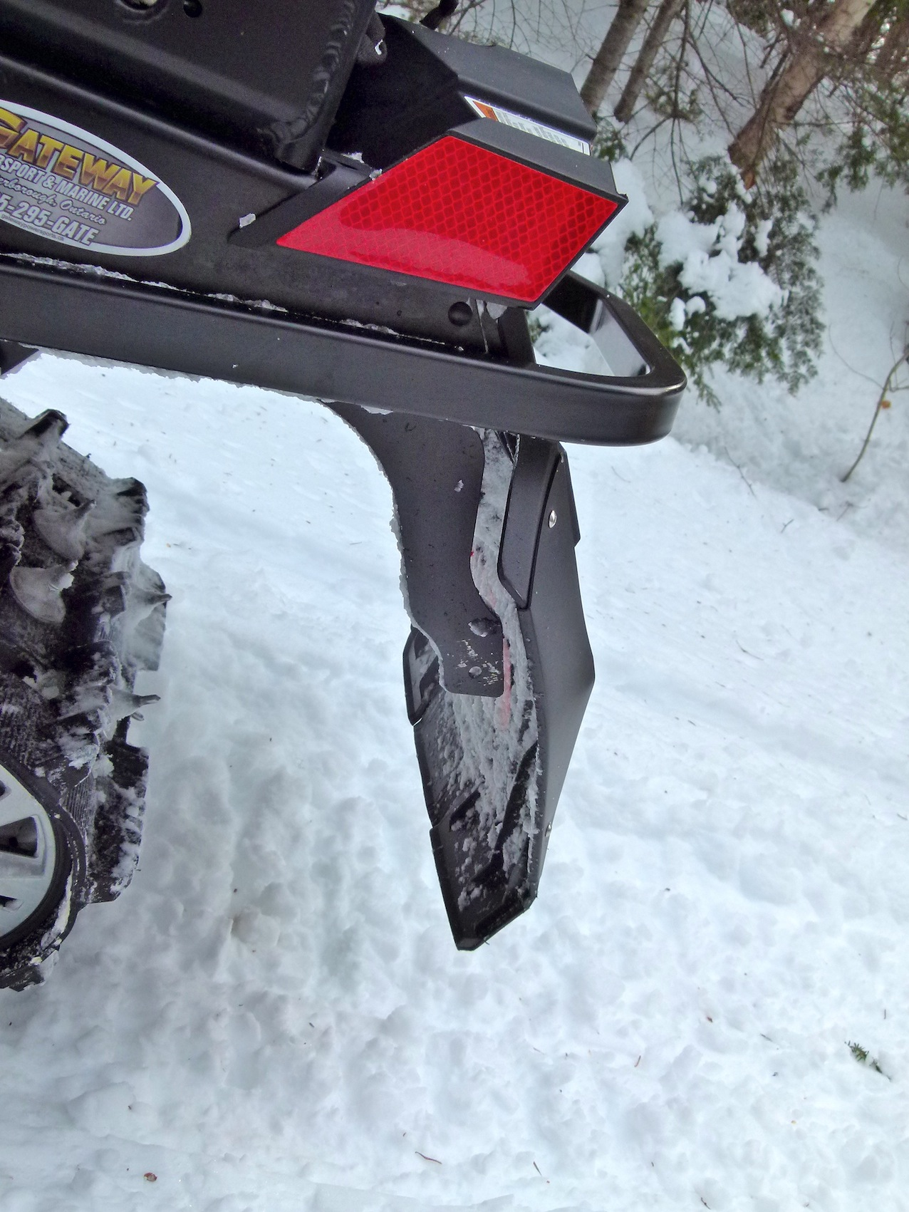 Snowflap Savers Snowmobile Product Review