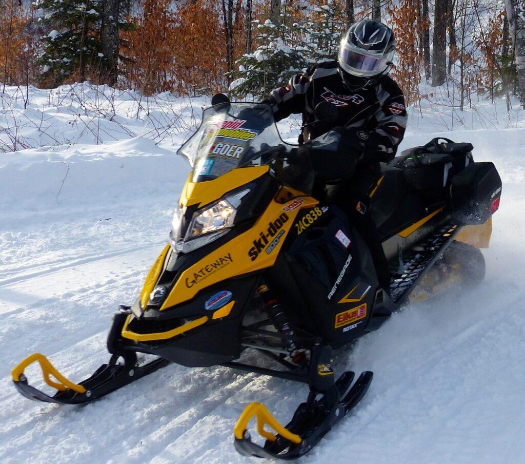 900 ACE Rotax Snowmobile Engine
