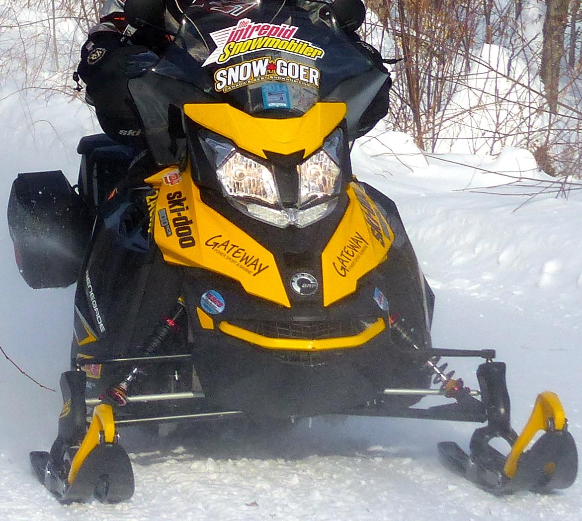 Ski-Doo Snowmobiles Top Reasons To Ride Them