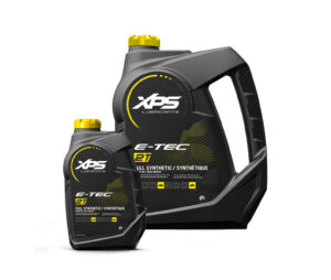 brp xps synthetic snowmobile oil