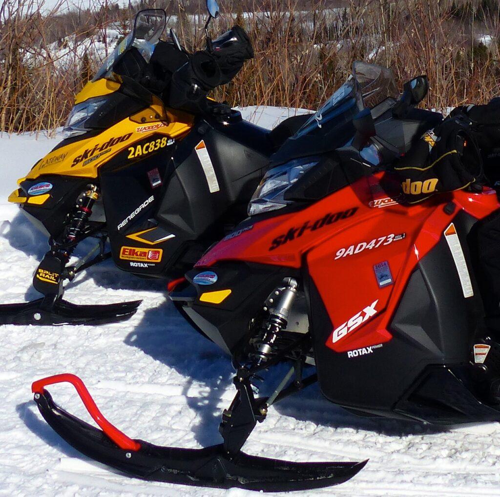 rotax 900 ace engine Ski-Doo ACE powered sleds