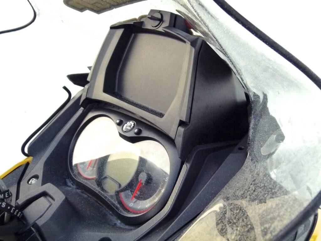Photo of Ski-Doo Snowmobile Glove Box Extension