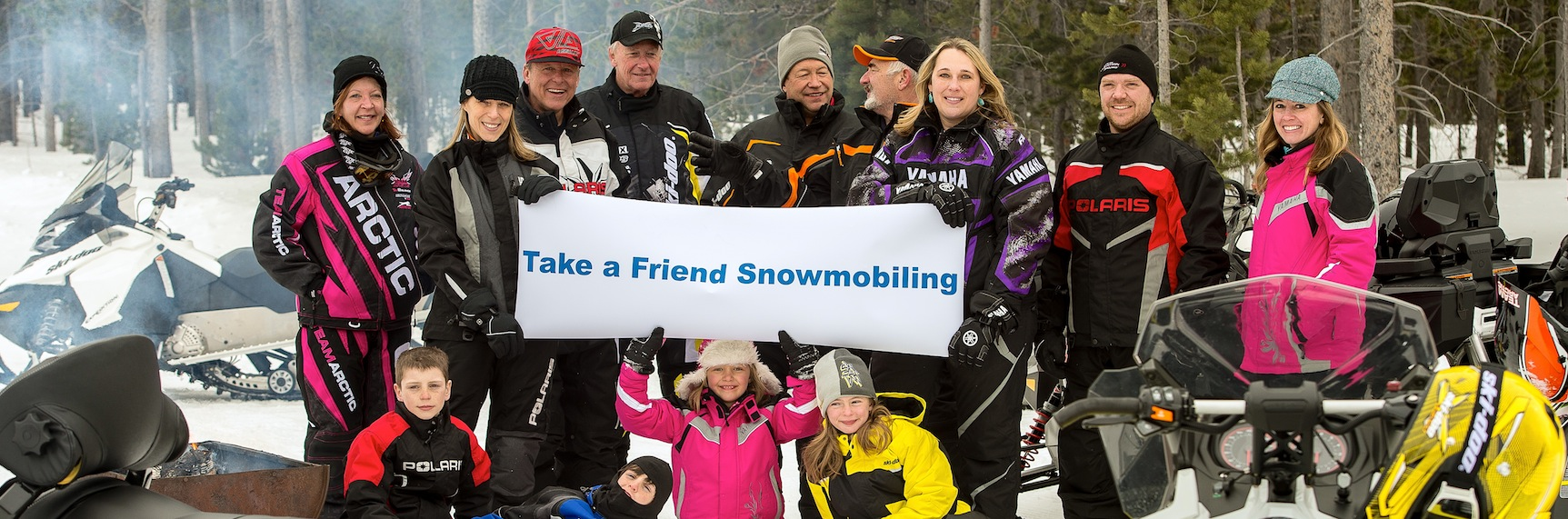 Take Friends Snowmobiling Best Tips