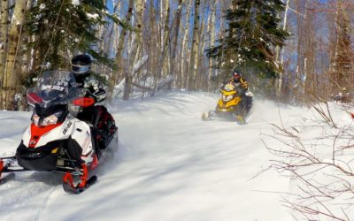 Riding Point Tips For Snowmobile Leaders