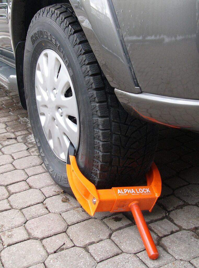 Snowmobiling Tow Vehicle Locks
