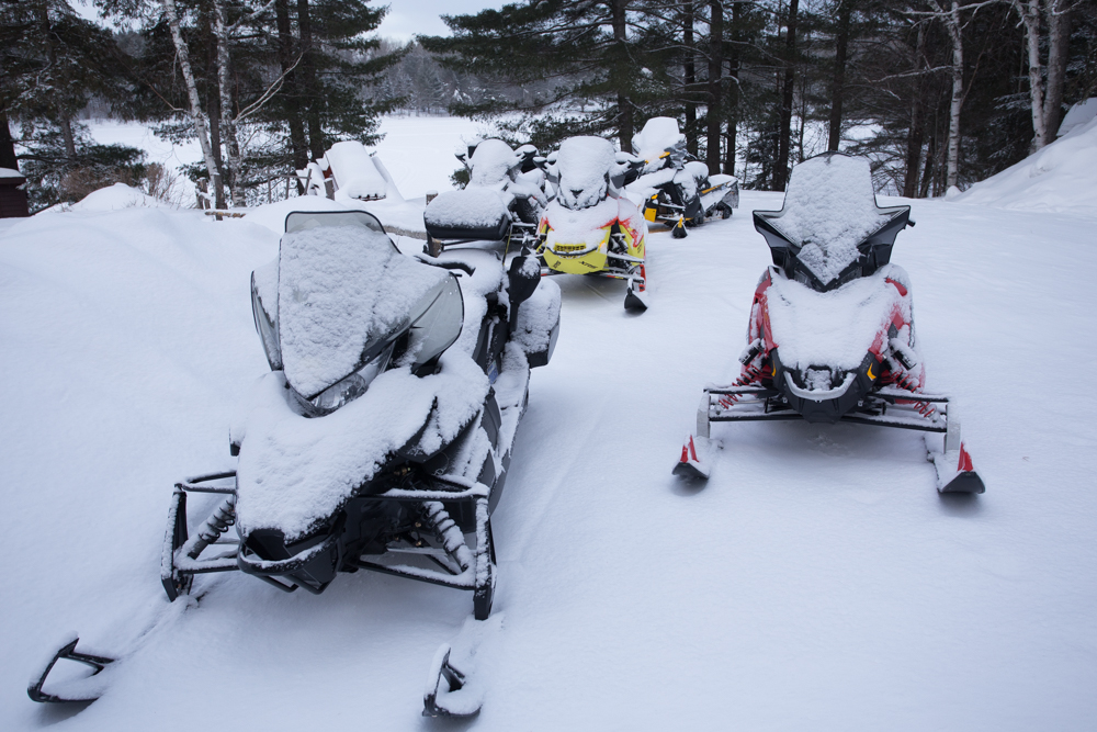 Hot tips for cold hands start with right sized snowmobile windshields