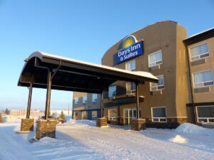 snowmobile eastern saskatchewan Days Inn