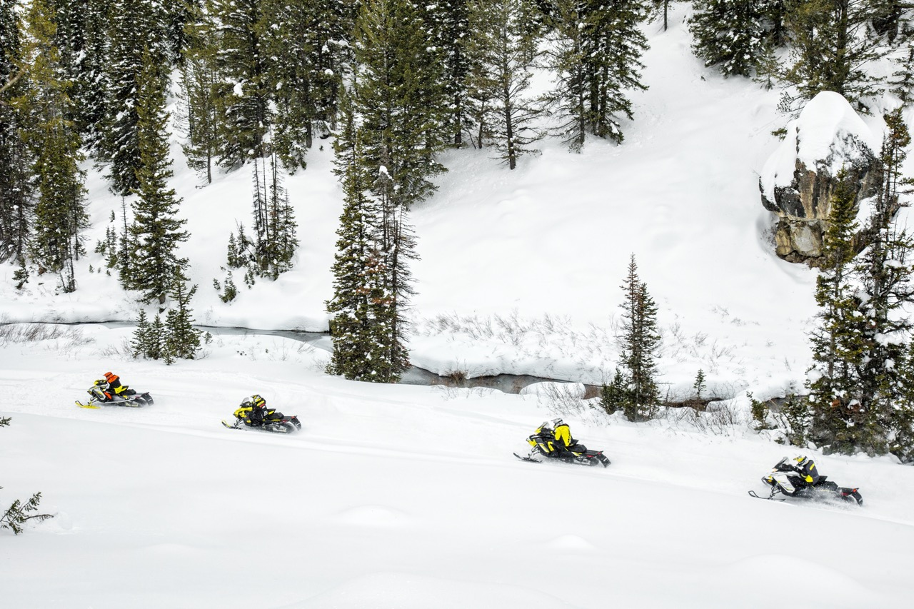 Buying The Right Snowmobile