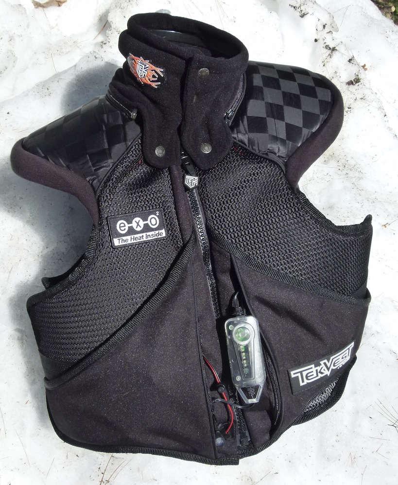 Heated Snowmobile TekVest Review