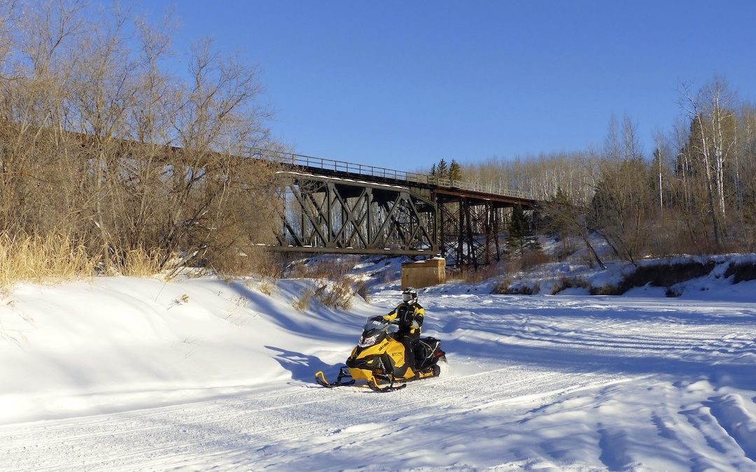 Snowmobile Eastern Saskatchewan Tour Planner