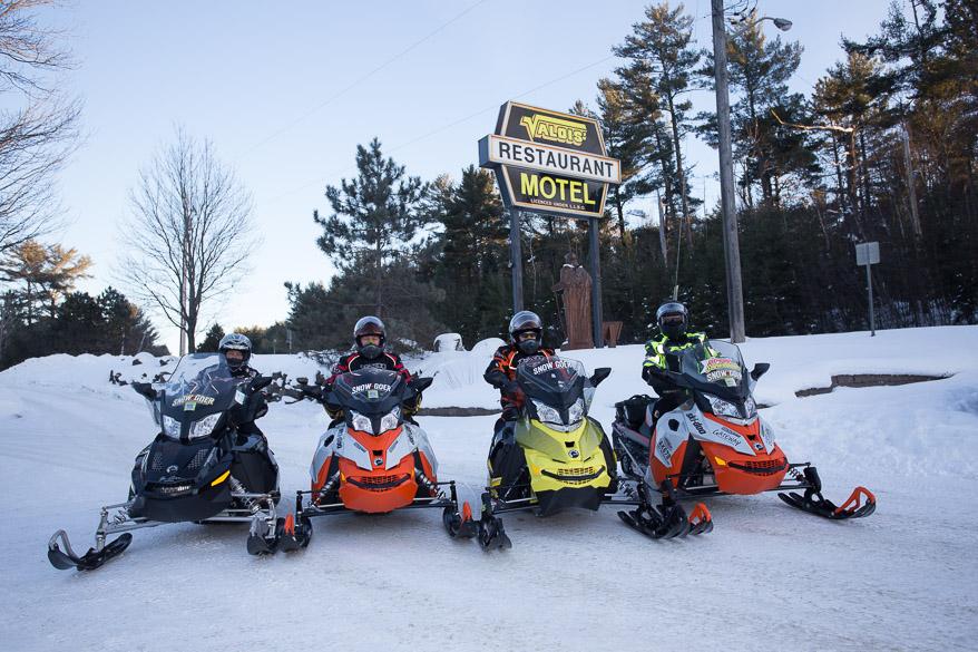 mattawa ontario snowmobile