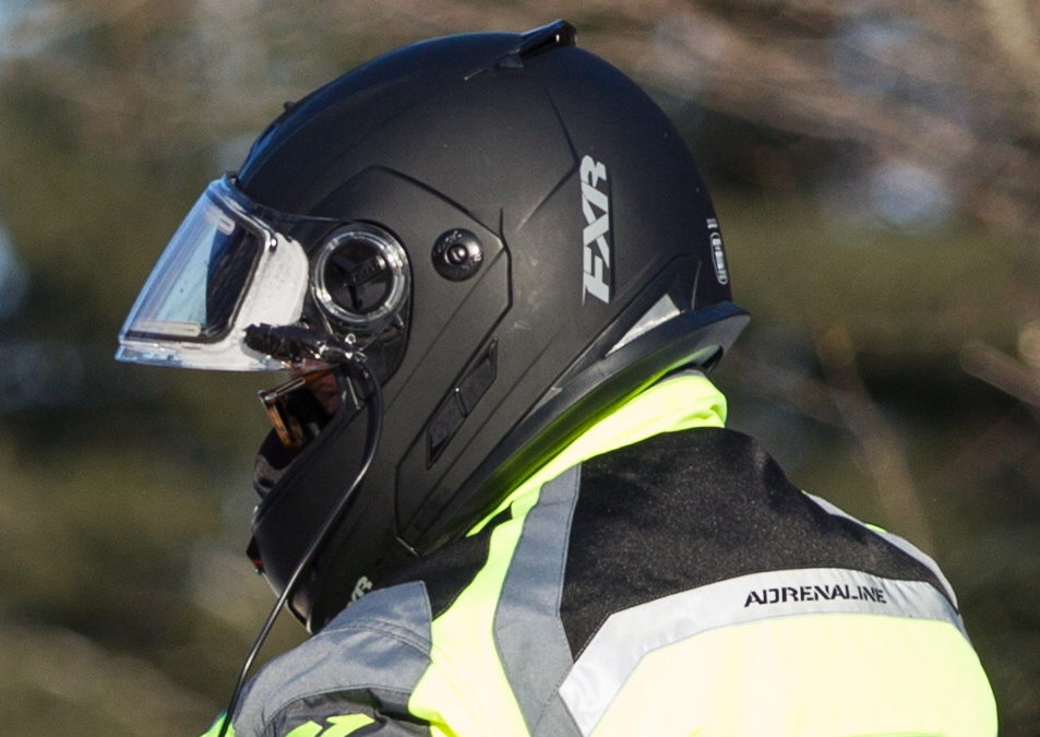 FXR Fuel Modular Snowmobile Helmet Product Review