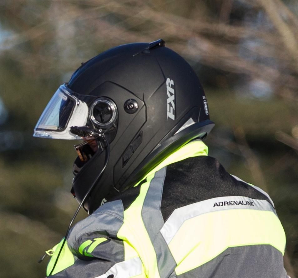 FXR Fuel Modular Snowmobile Helmet Review