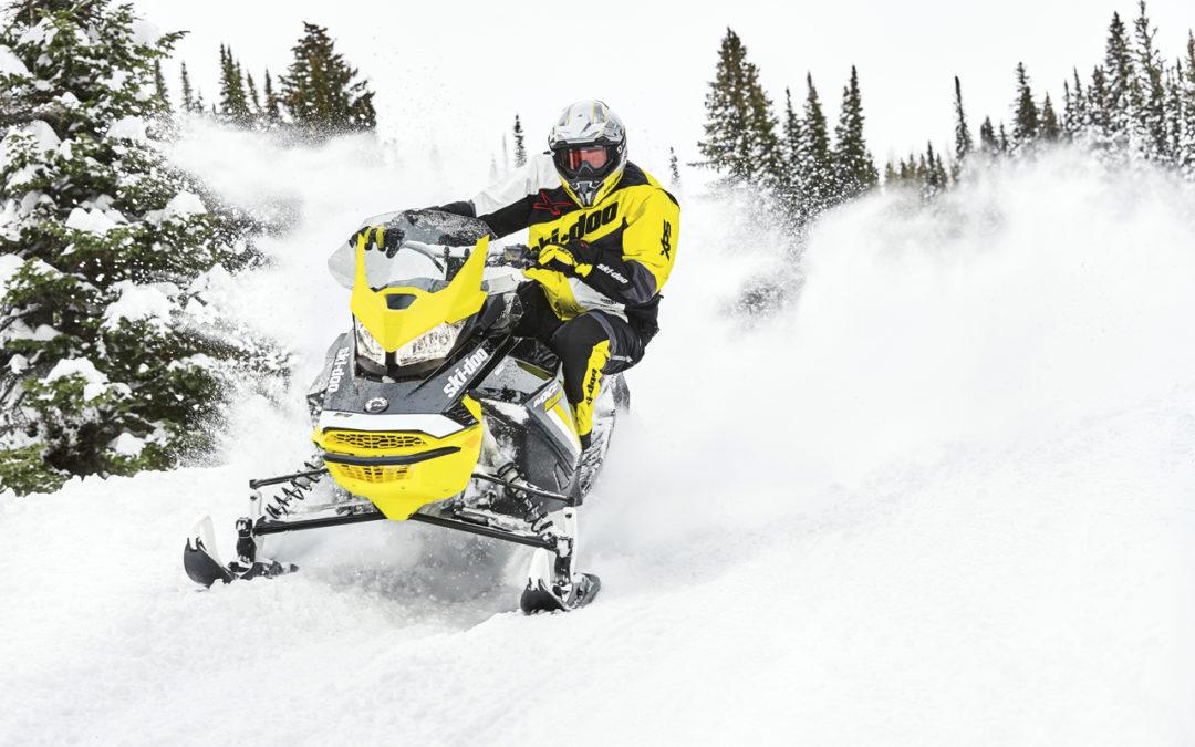 Snow Dust Riding Dangers & Tips