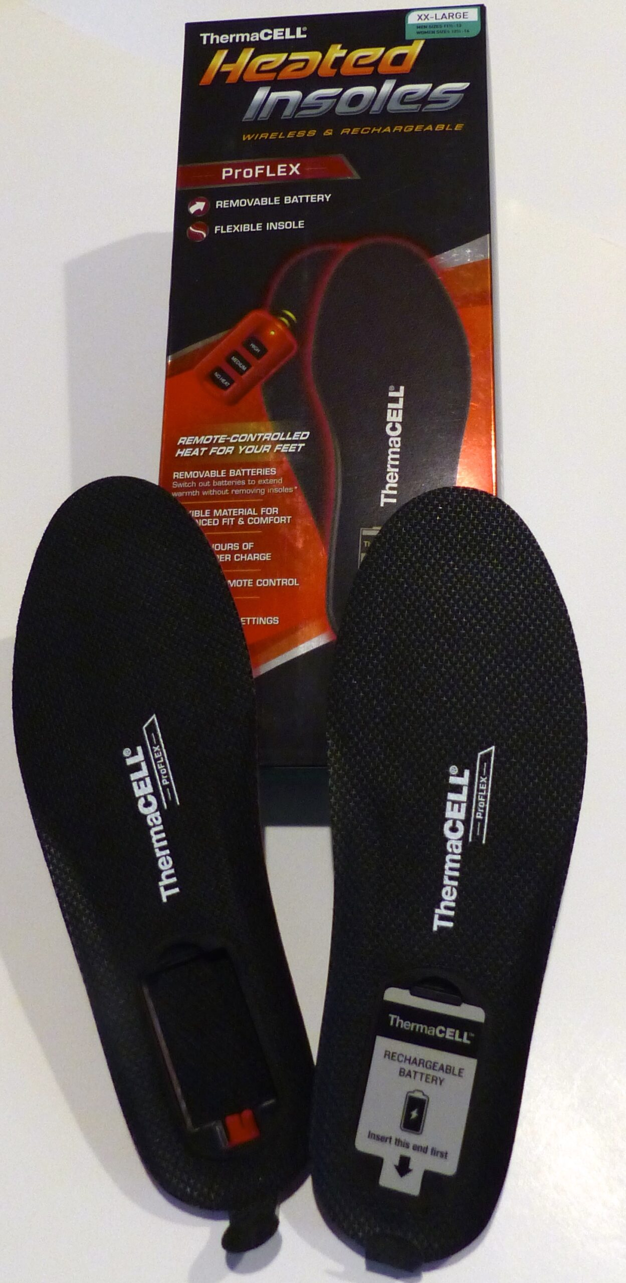 ThermaCell Heated Insoles Best Product Review