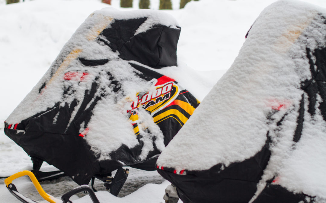 Snowmobile Christmas Gifts & Stocking Stuffers
