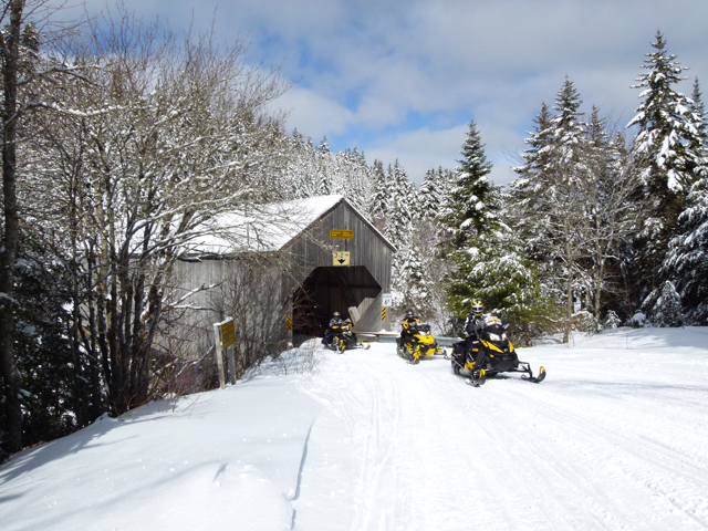 maritimes snowmobile tours