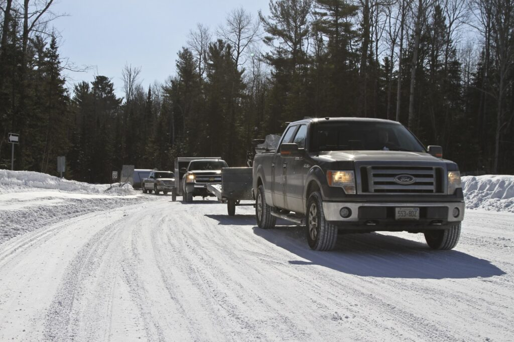 snowmobile trailering tips