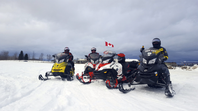 prepping snowmobile tips for winter includes ride planning