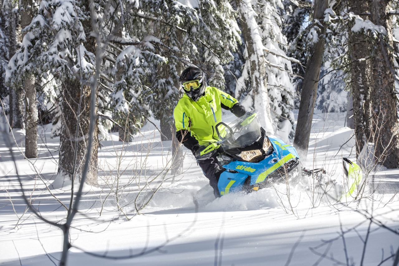 Snowmobile Backcountry Riding Locations