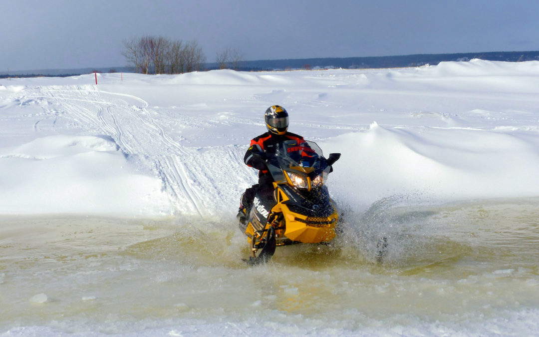 Meltdown Snowmobile Trail Conditions Riding Tips