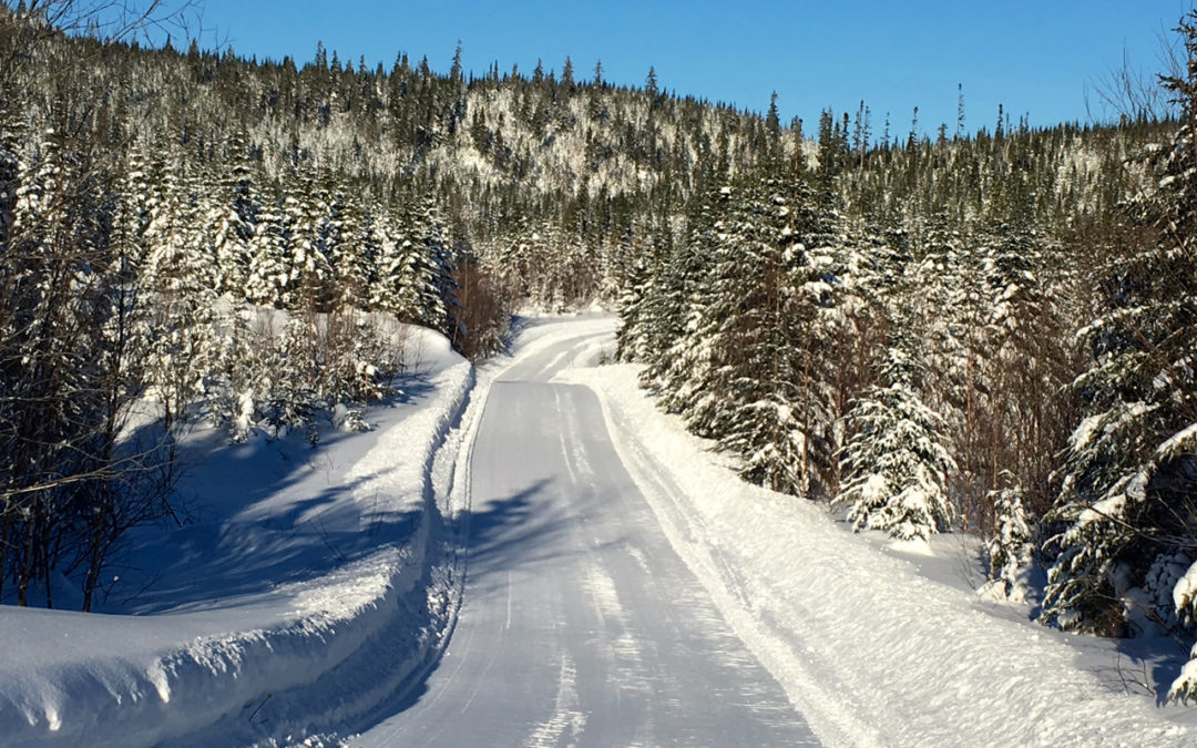 5 Fav March Snowmobiling Destinations