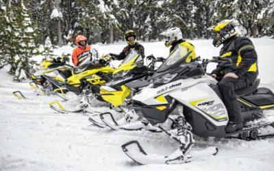 Ski Doo Accessories Customize Riding
