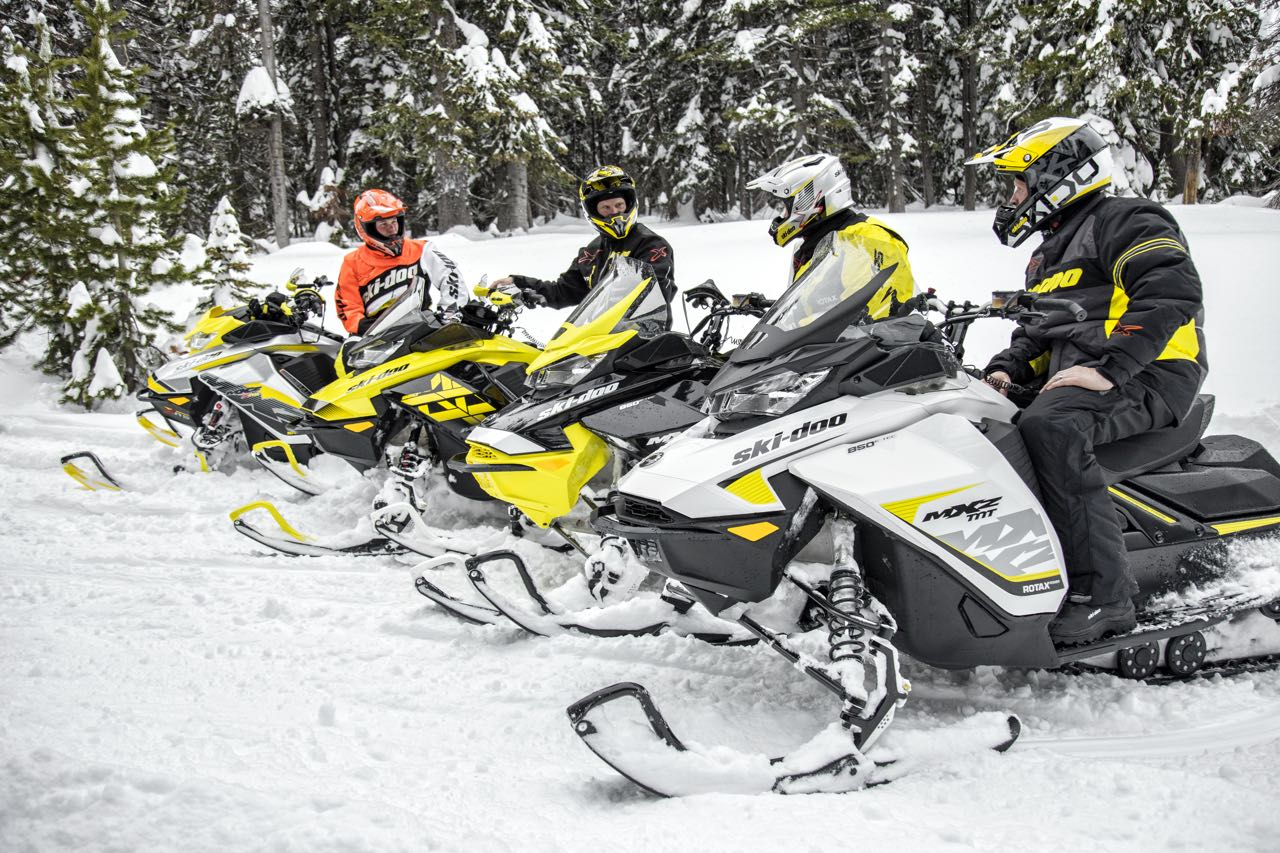 Ski Doo Accessories Customize Riding