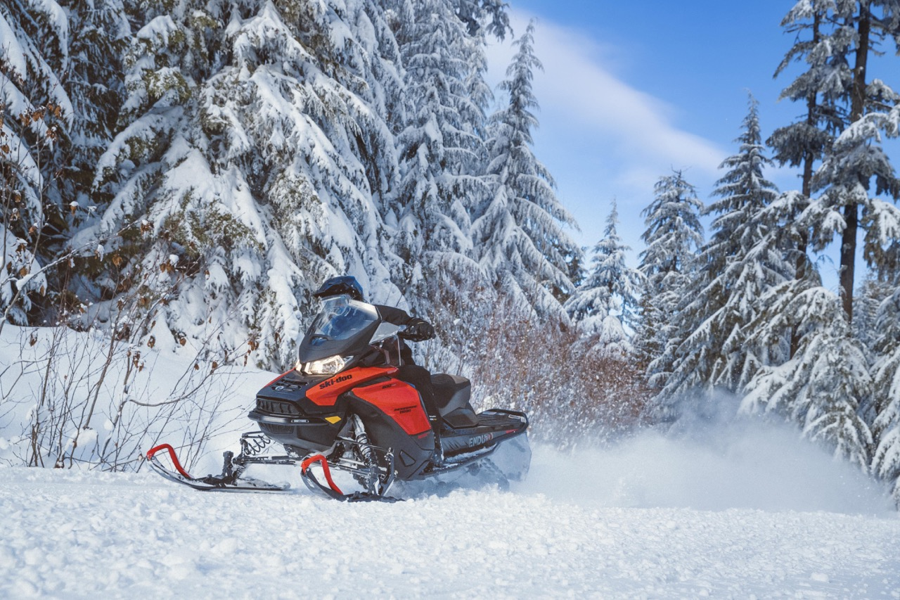 Ski-Doo Renegade Enduro Snowmobile Review