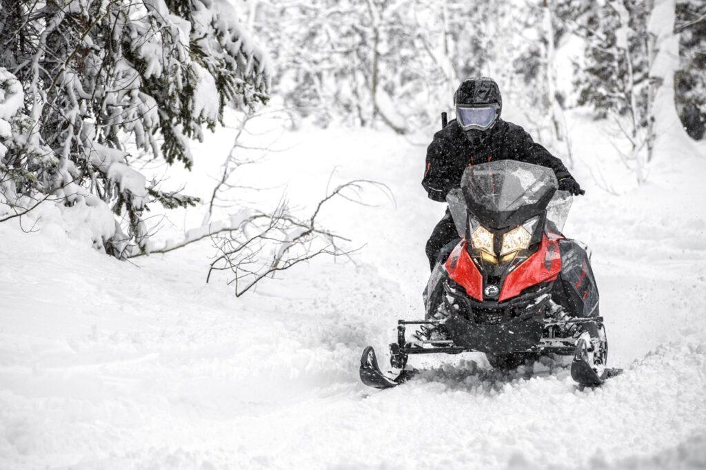 2018 Ski-Doo Renegade Enduro