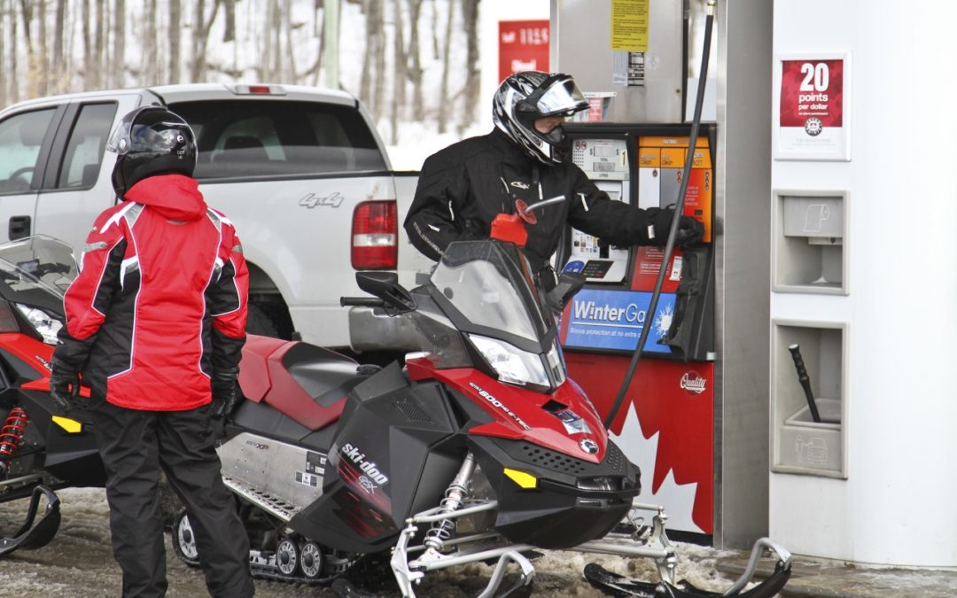 Top 10 Snowmobile Fuelling Tips