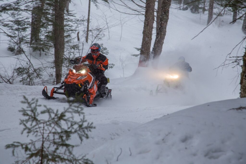 thinking like pros in snow dust