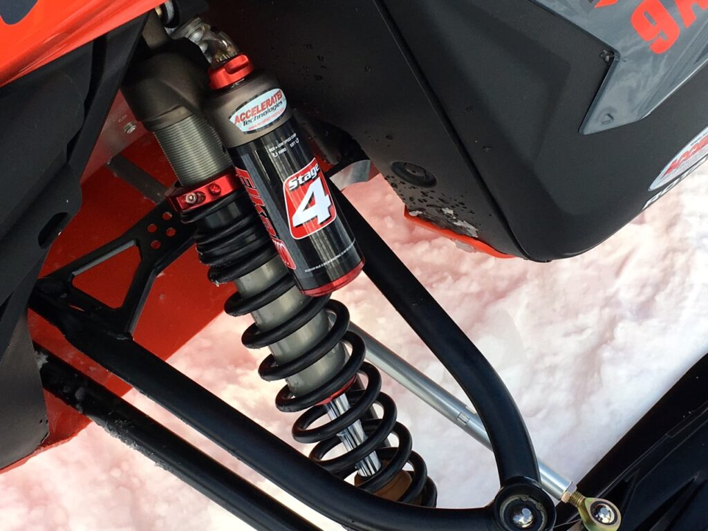 Elka High-Performance Stage 4 Front Shocks
