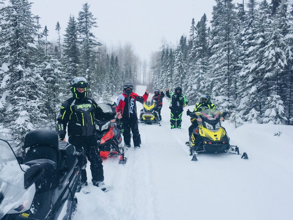 Abitibi-Témiscamingue embraces winter with great riding