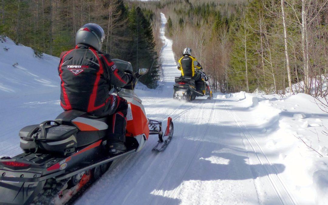 Quebec Snowmobile Tour Destination Favourites