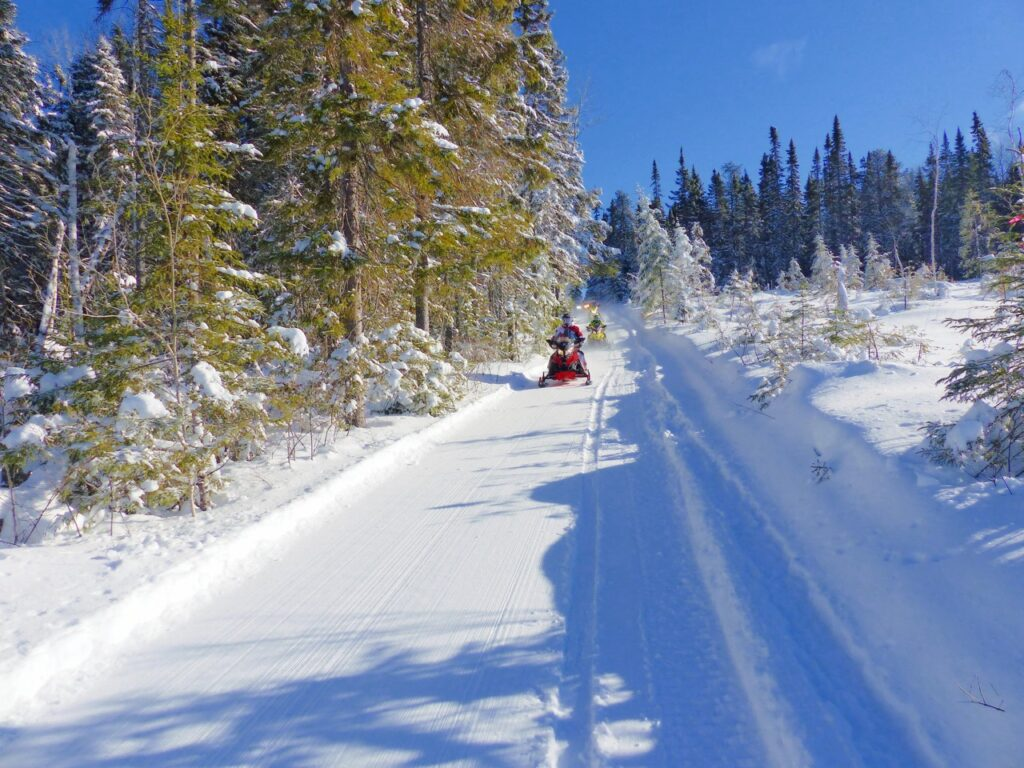 Abitibi-Témiscamingue embraces winter with good grooming