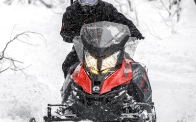 Snowmobiling Nosebleed Tips