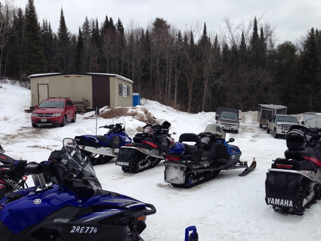 Ontario snowmobile clubhouses