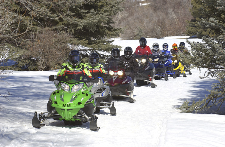 buy used snowmobiles from 2005