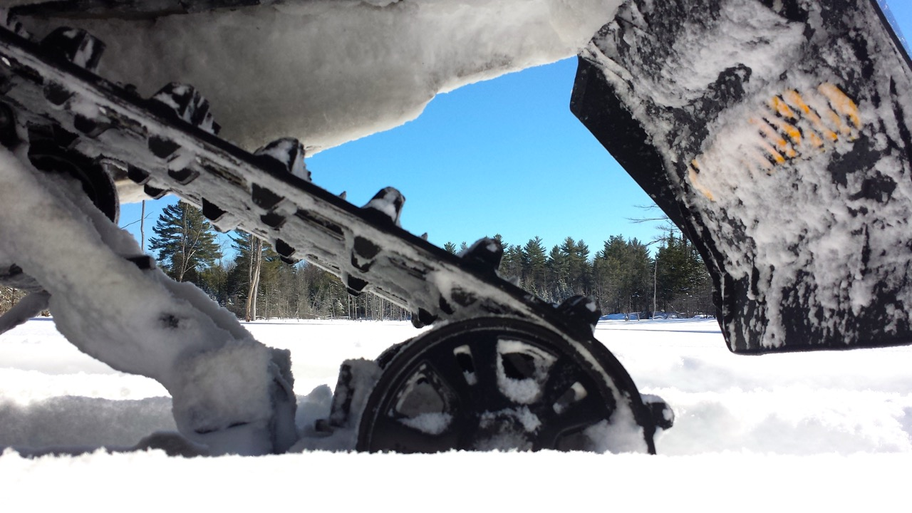 check track to buy used snowmobiles