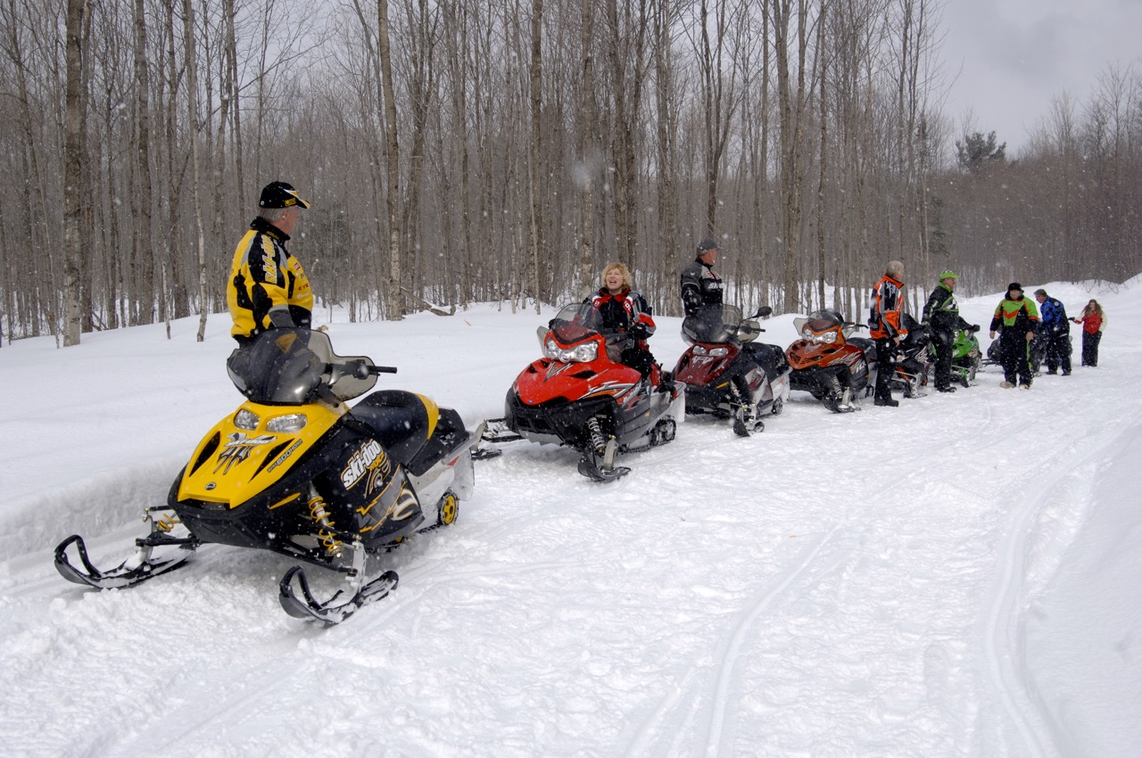 buy used snowmobiles from 2006
