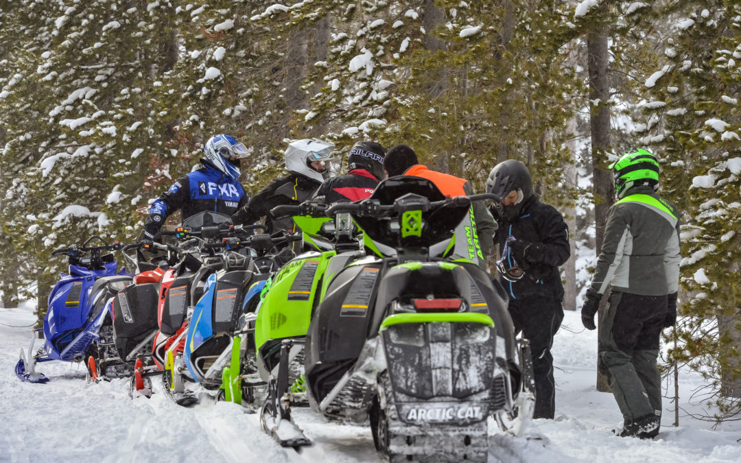 Fine Tuning New Snowmobiles