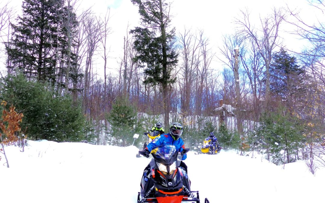 Top Five Snowmobiling Hubs Near Golden Horseshoe Ontario